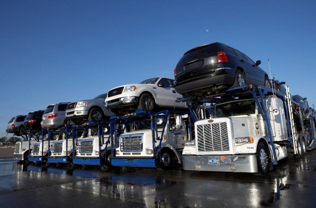 So you have or are starting a business hauling car, truck and assorted automobiles. We have coverage!